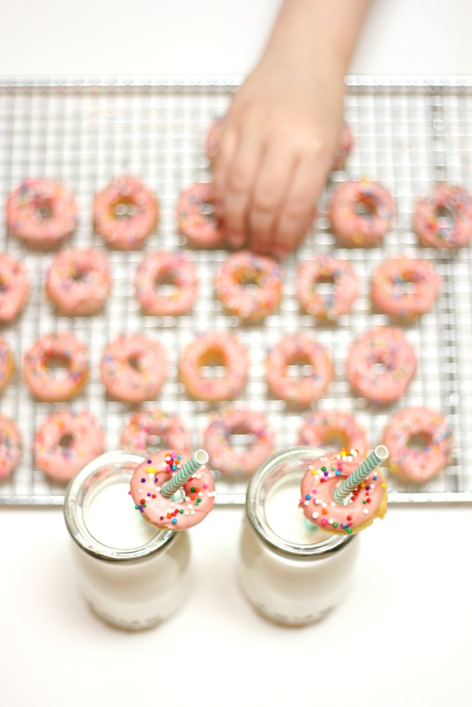 mini doughnuts fav