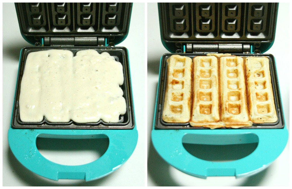 waffles-cooking