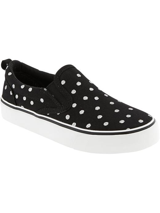 black and white shoes Lily