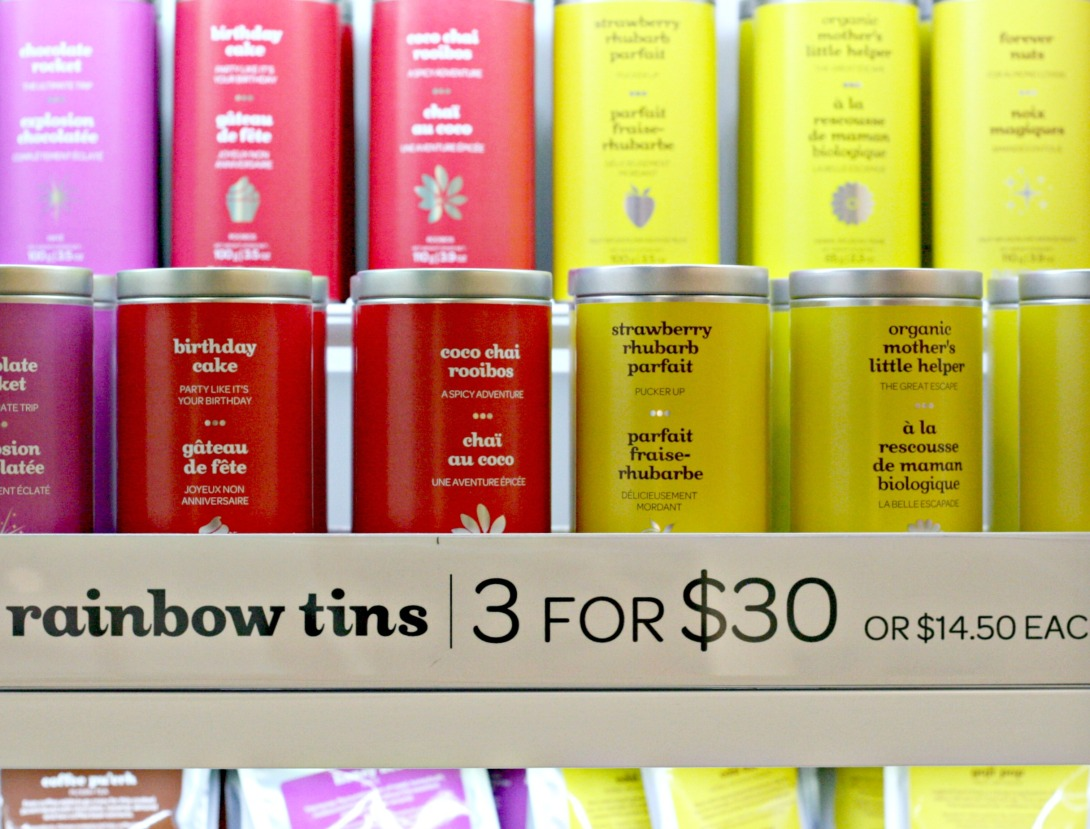davids-tea-rainbow-tins