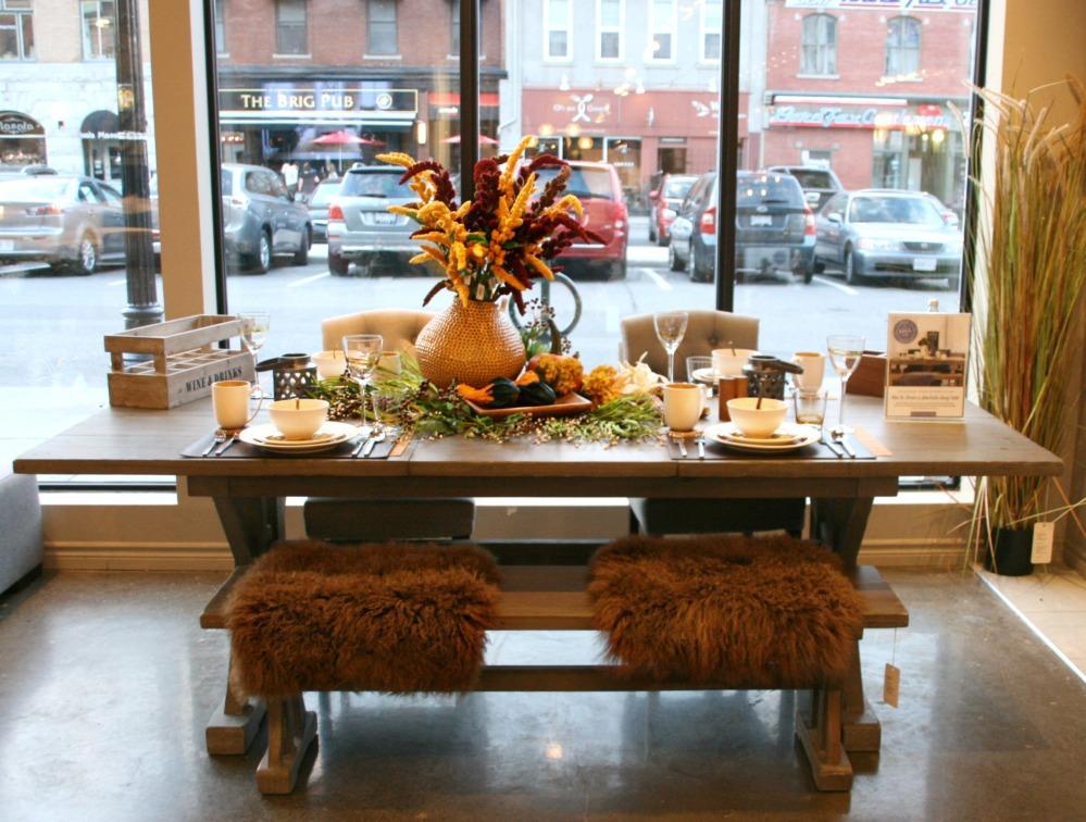 urban barn table 1