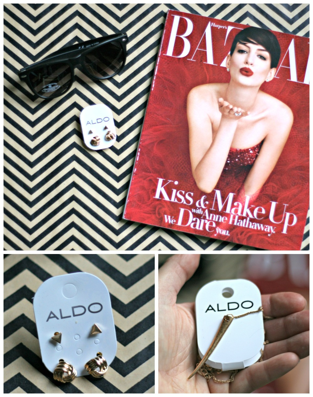 aldo swag collage