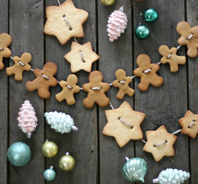 cookie garland