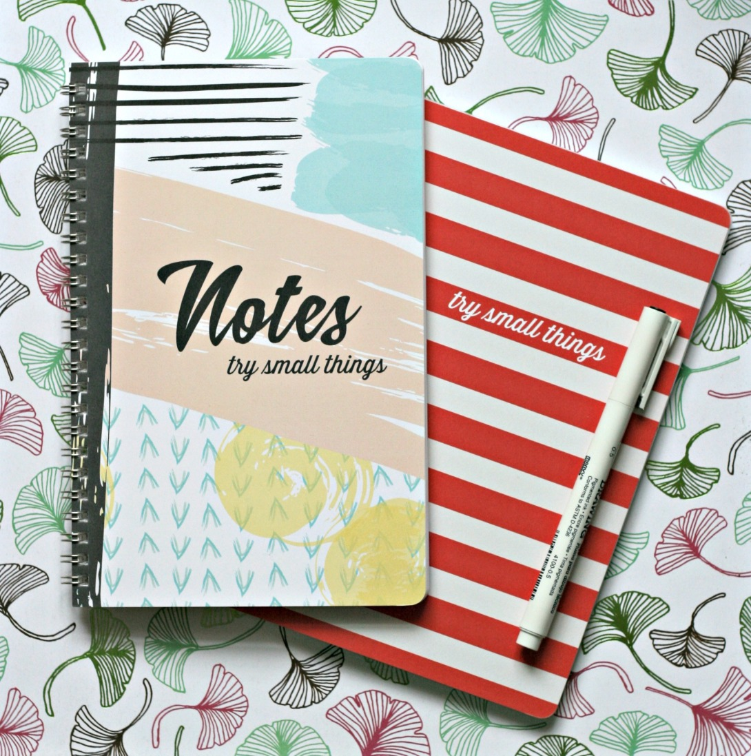 minted notebooks