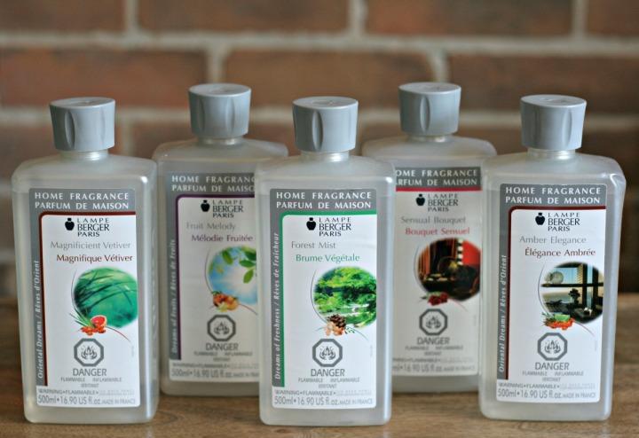 lb fragrances