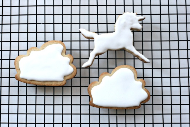 white royal icing