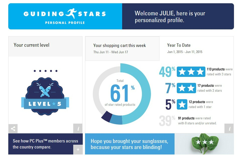 guiding stars personal profile