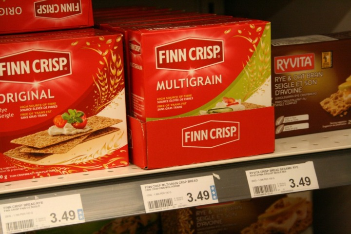 loblaws finn crisp multigrain