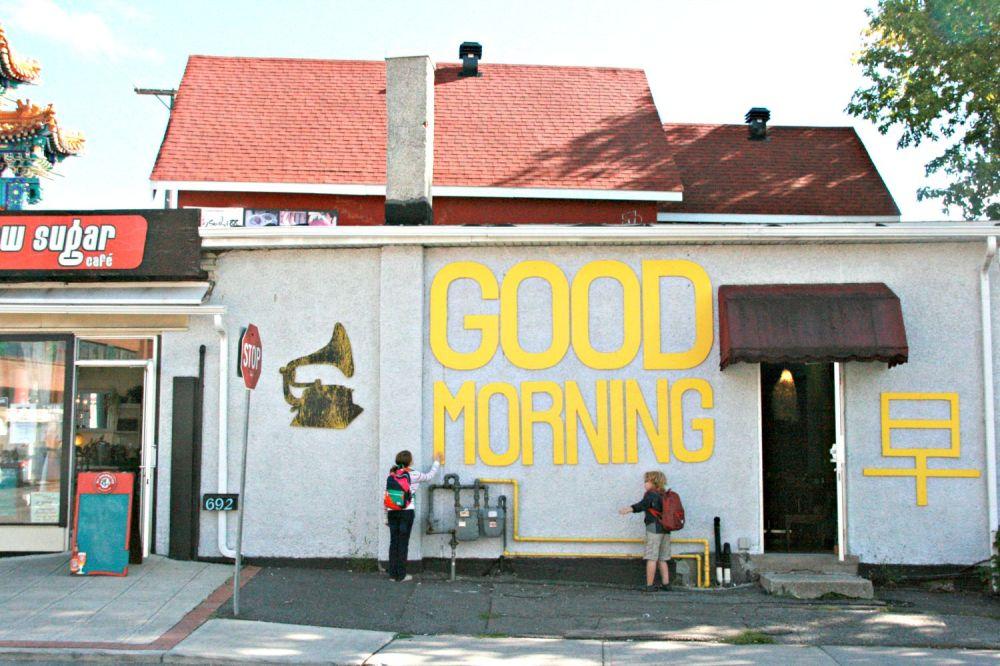 herschel good morning