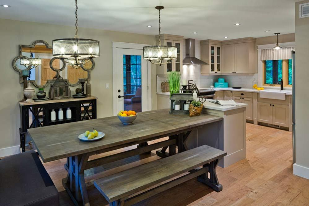 muskoka kitchen