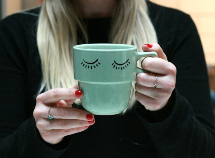 DIY dammit mug