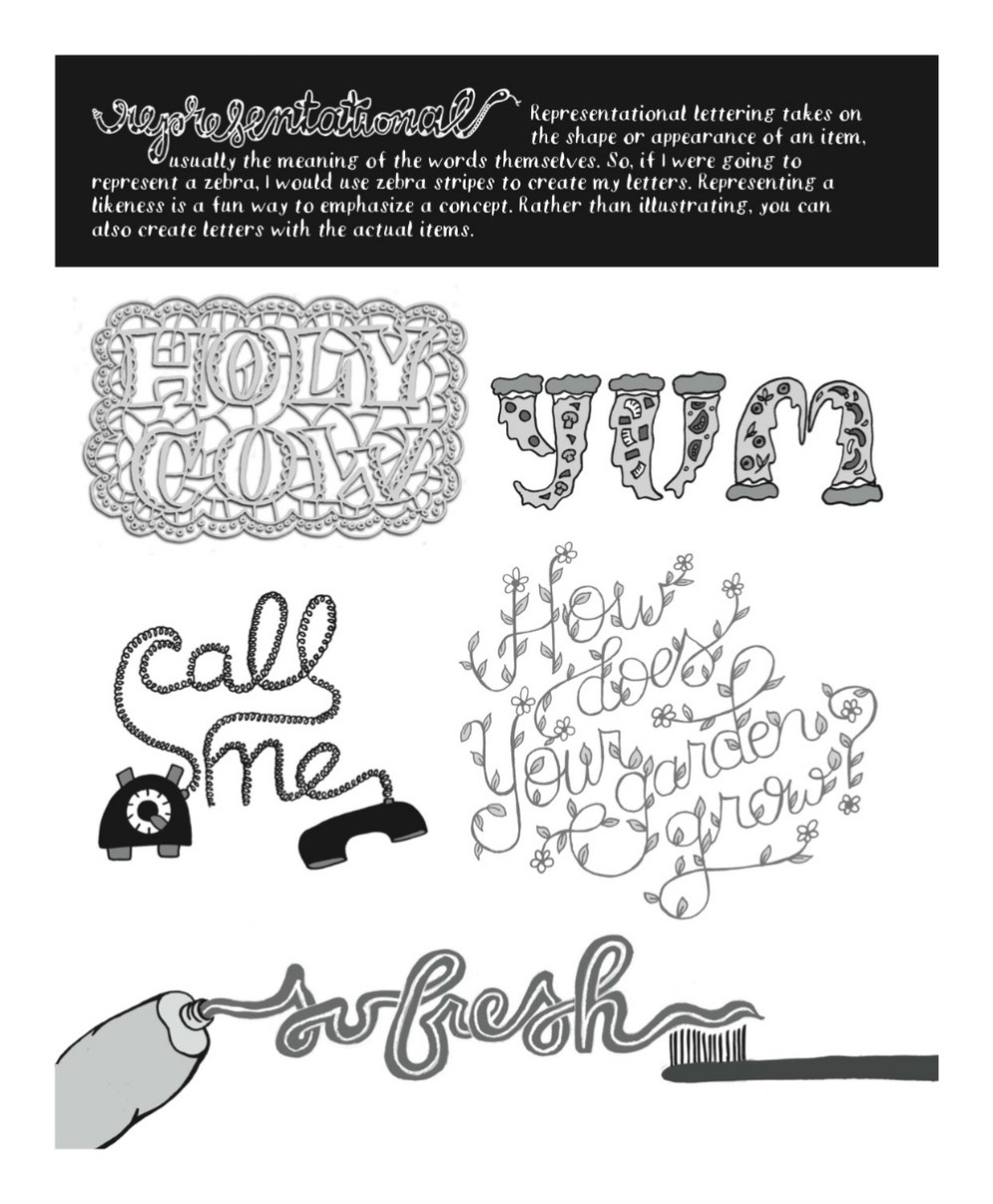Handlettering for Everyone 1