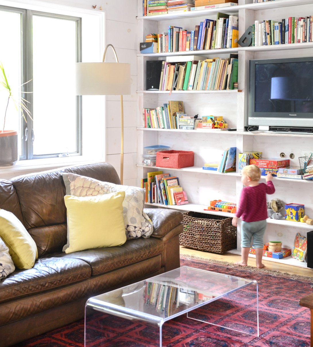 Lovable Livable Home Take Focus off the TV Todd Wright