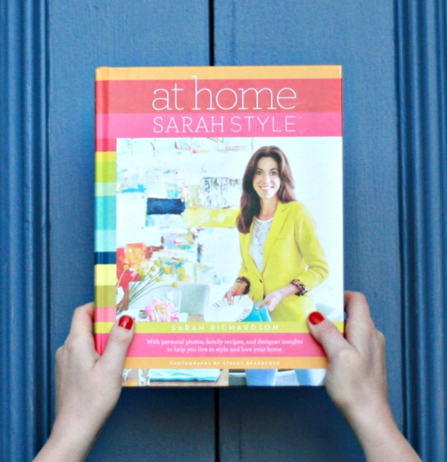 At Home Sarah Style cover