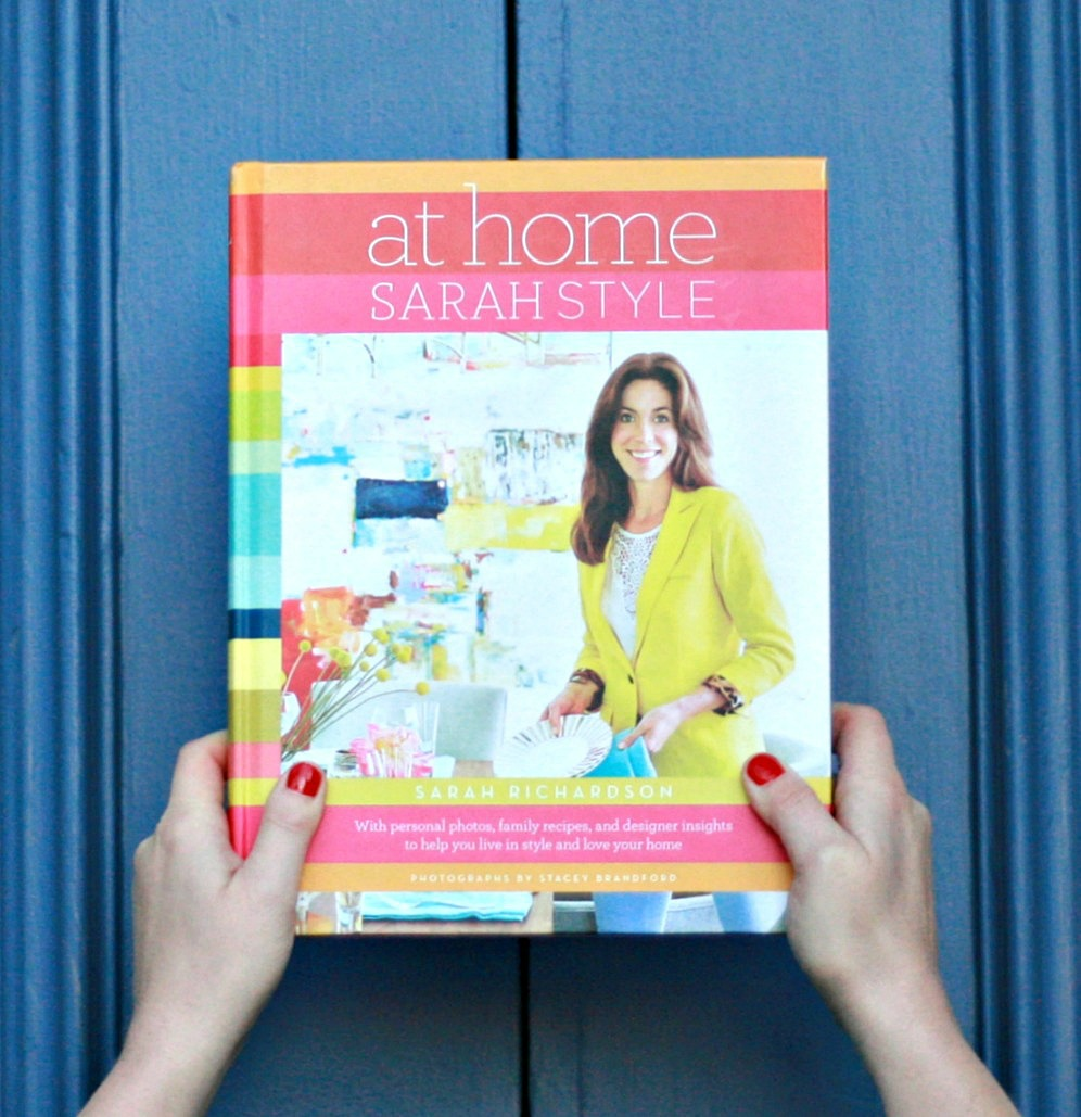 At Home Sarah Style cover sharper