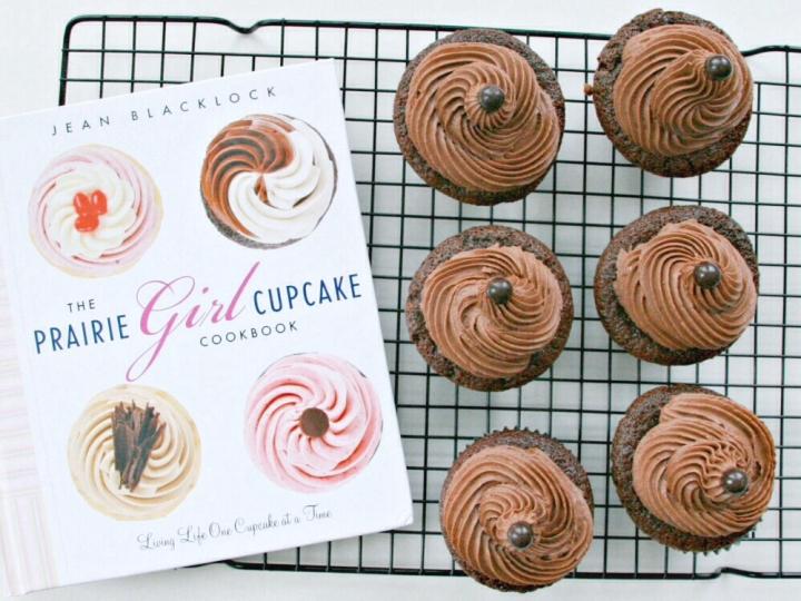 The Prairie Girl Cupcake Cookbook by JeanBlacklock