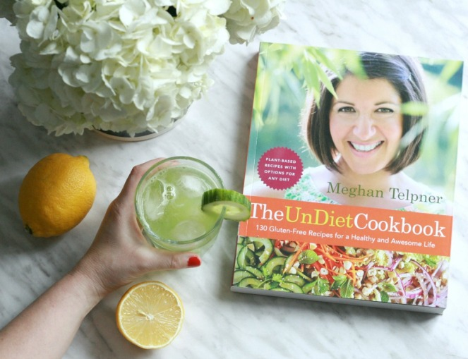 The UnDiet Cookbook by Meghan Telpher