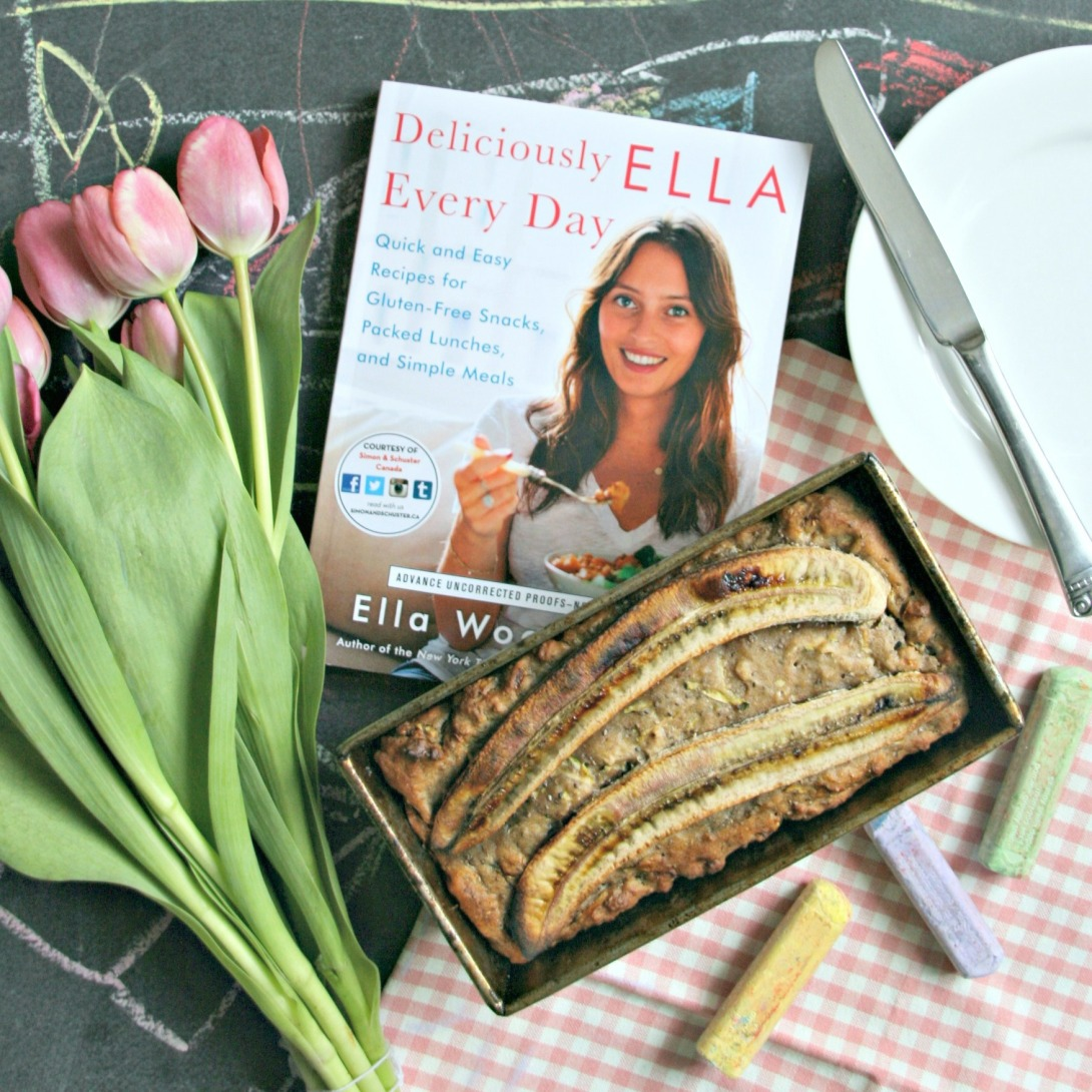 Deliciously Ella Every Day Zucchini Banana Bread IG