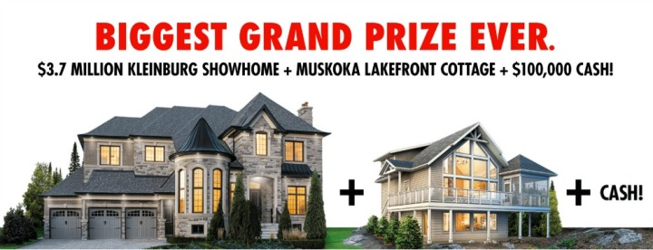 Princess Margaret Cancer Centre Biggest Grand Prize Ever