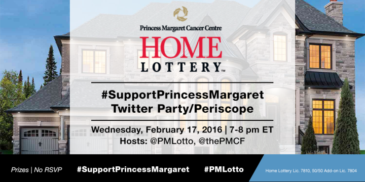 SupportPrincessMaragaret Twitter Party Periscope February 17 2016