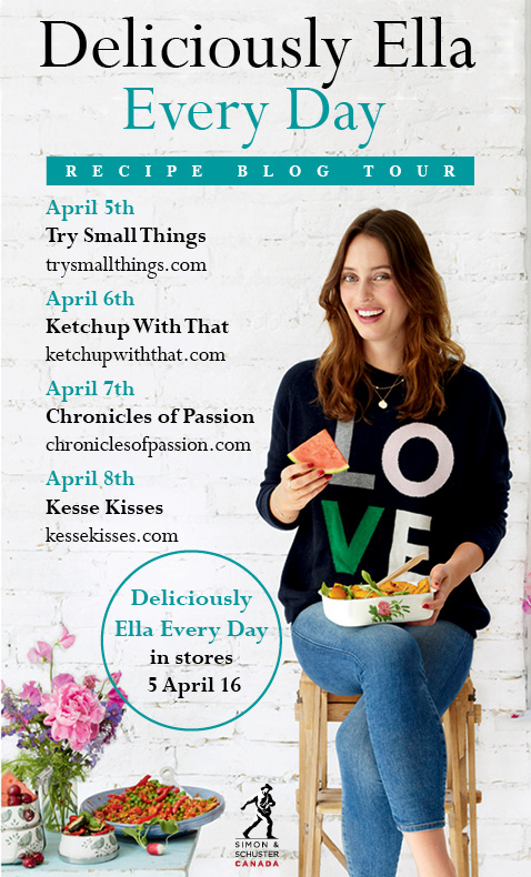 Blog Tour - Deliciously Ella