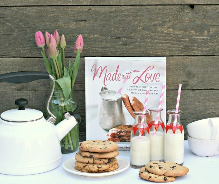 Made with Love by Kelly Childs and Erinn Weatherbie + Win 1 of 5copies!