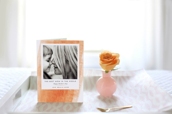 Say Happy Mother's Day with Minted + Agiveaway!