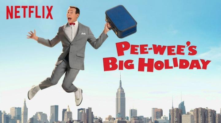 Netflix Pee-Wee's Big Holiday