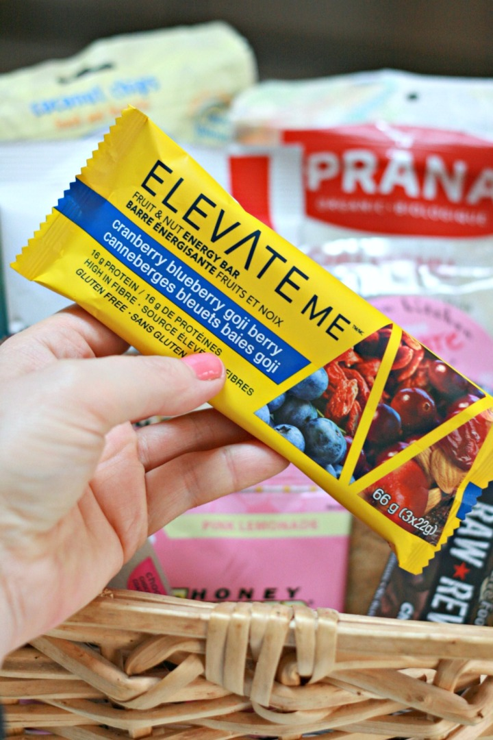 SnackBreak Elevate Me bar