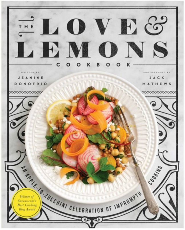 The Love and Lemons Cookbook cover official
