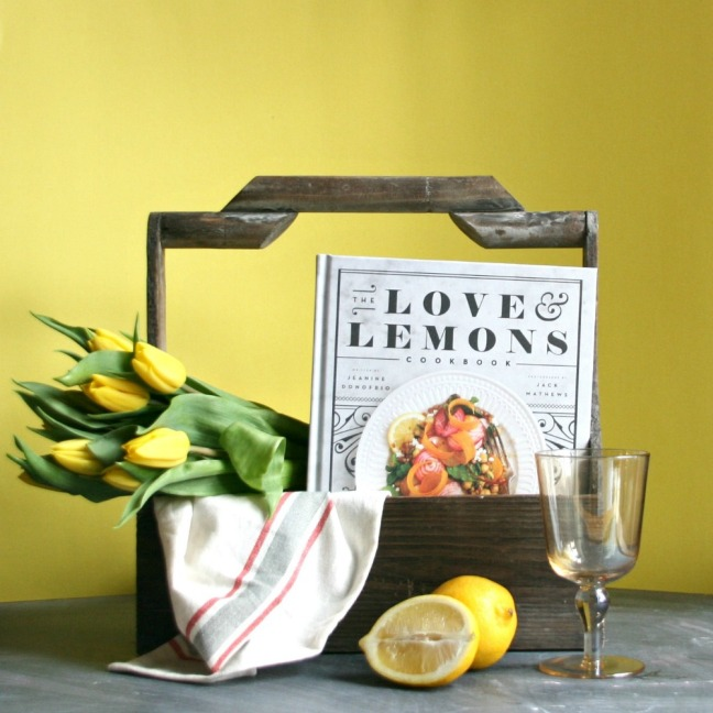 The Love and Lemons Cookbook cover