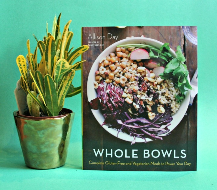 Whole Bowls by Allison Day + Win a copy!