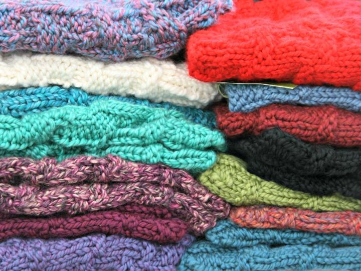 fm jord scarves