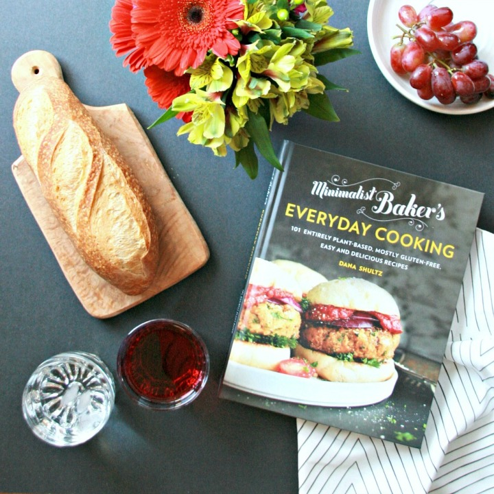 Minimalist Baker's Everyday Cooking by Dana Shultz + Win a copy!