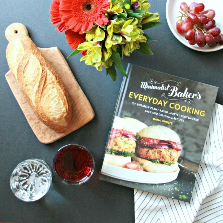 Minimalist Baker's Everyday Cooking by Dana Shultz + Win acopy!