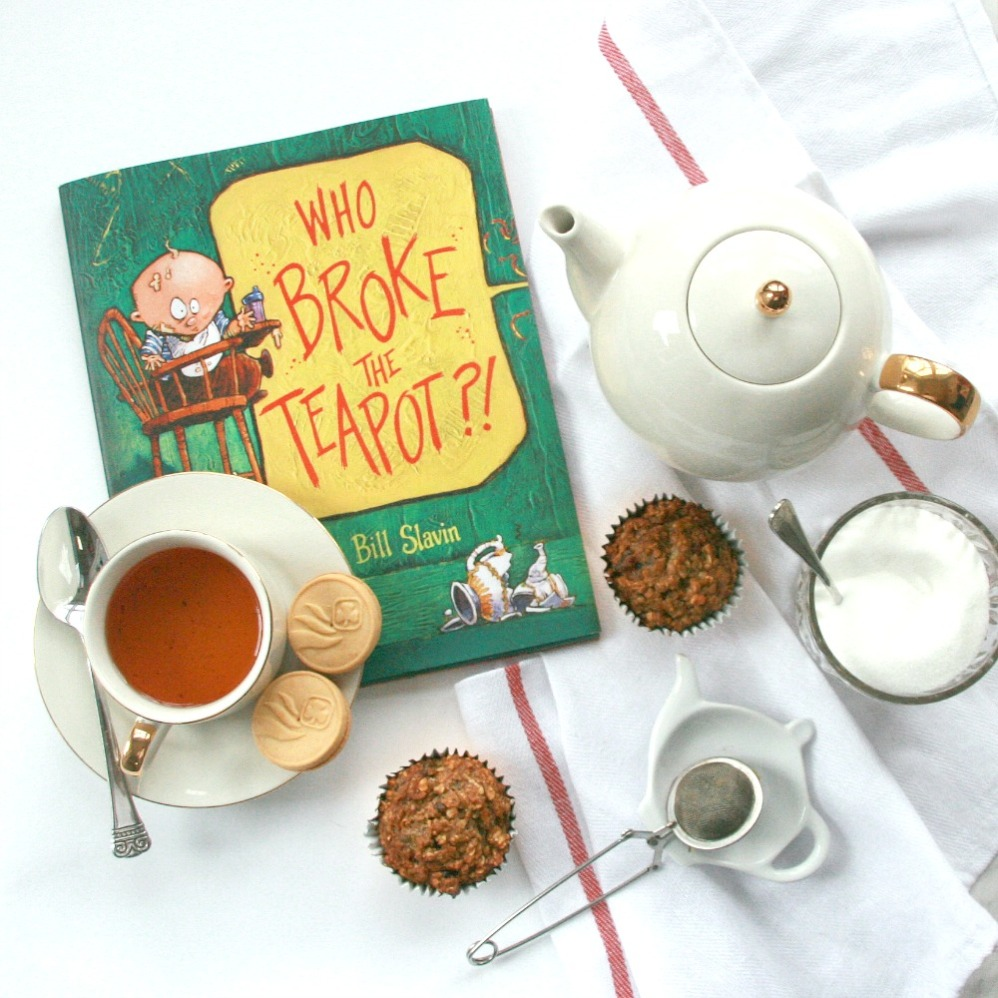 Who Broke the Teapot by Bill Slavin