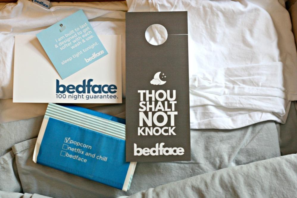 bedface thou shalt not knock