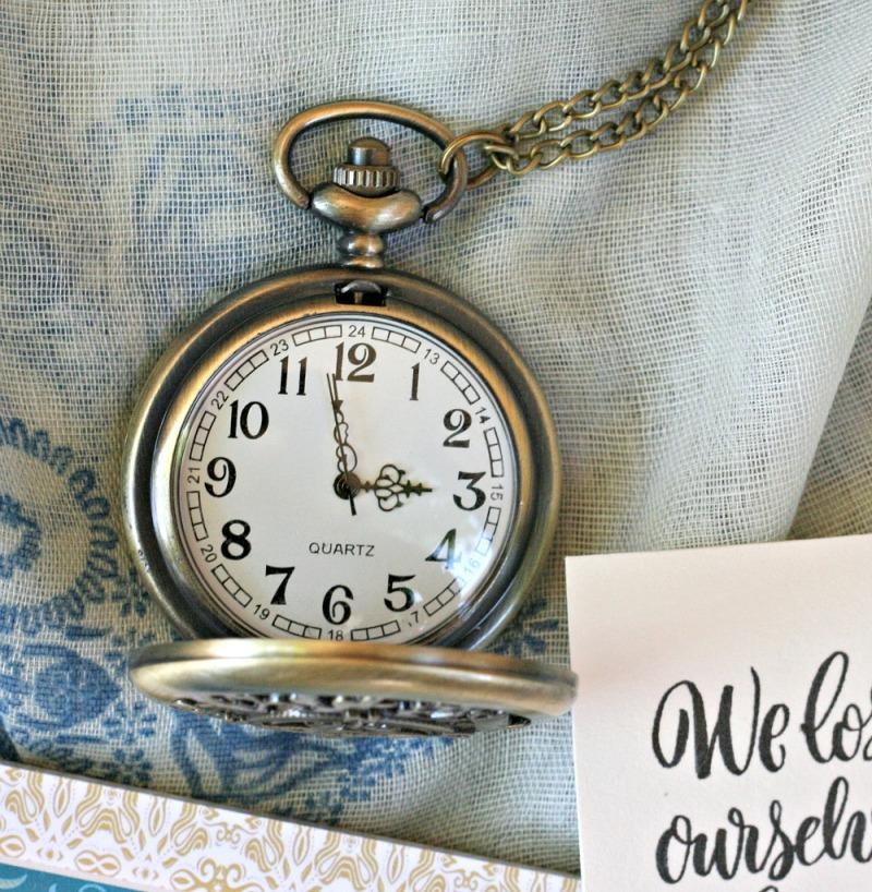 LitJoy CRATE pocket watch