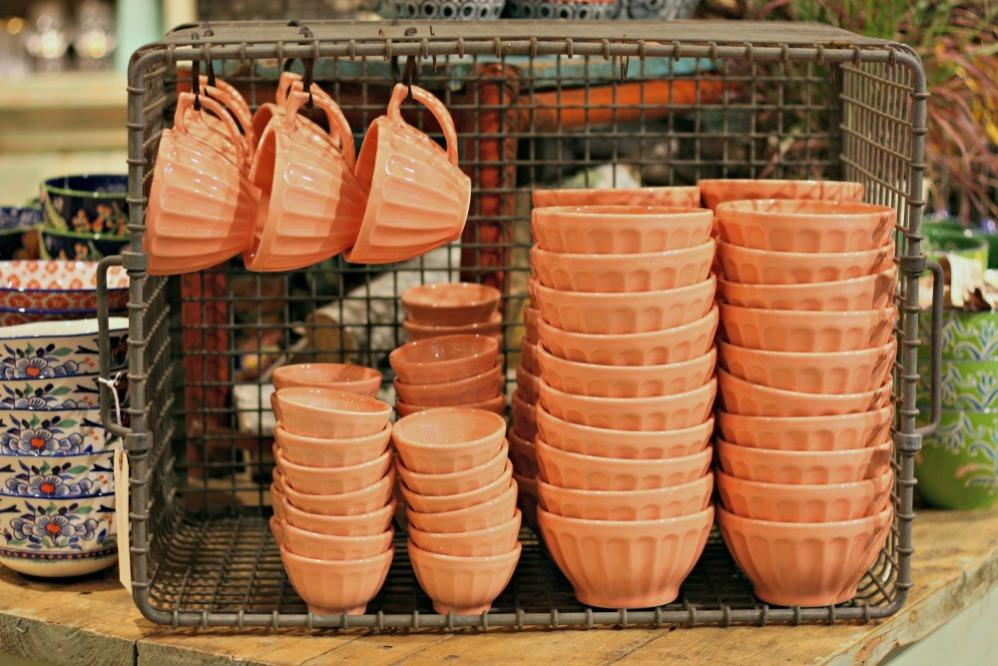 cf rideau centre anthropologie latte bowls peach