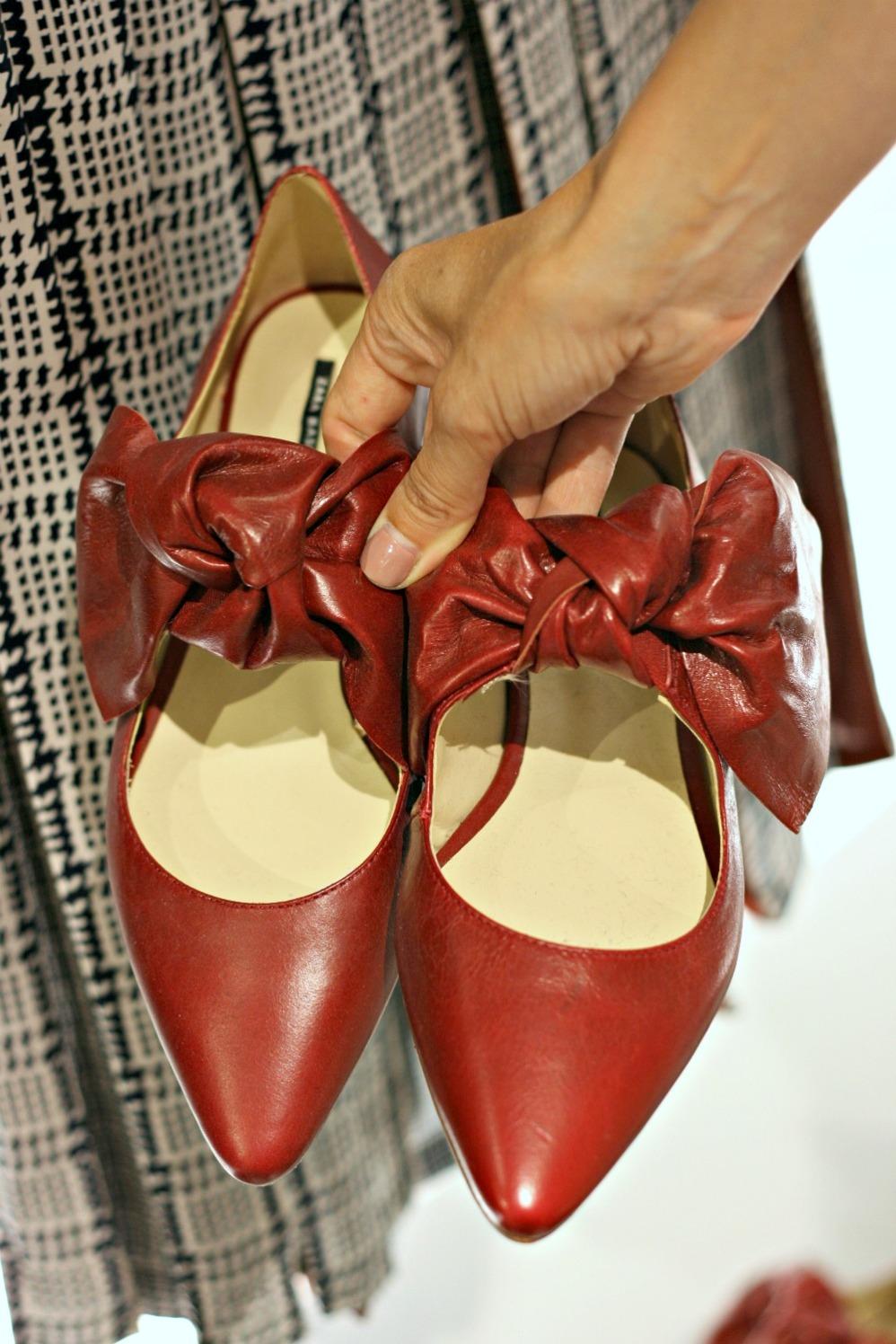 cf rideau zara shoes