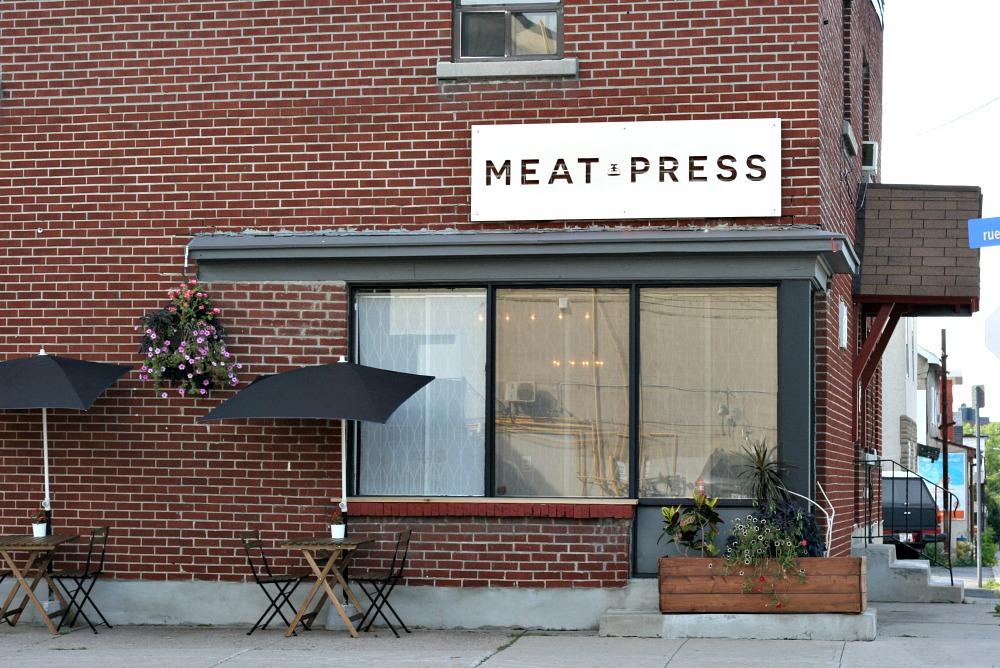 farm to chef meat press