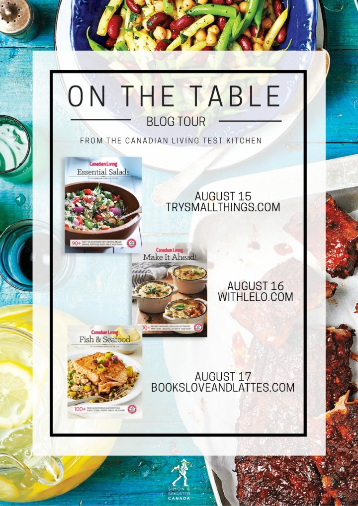 On the Table Blog Tour