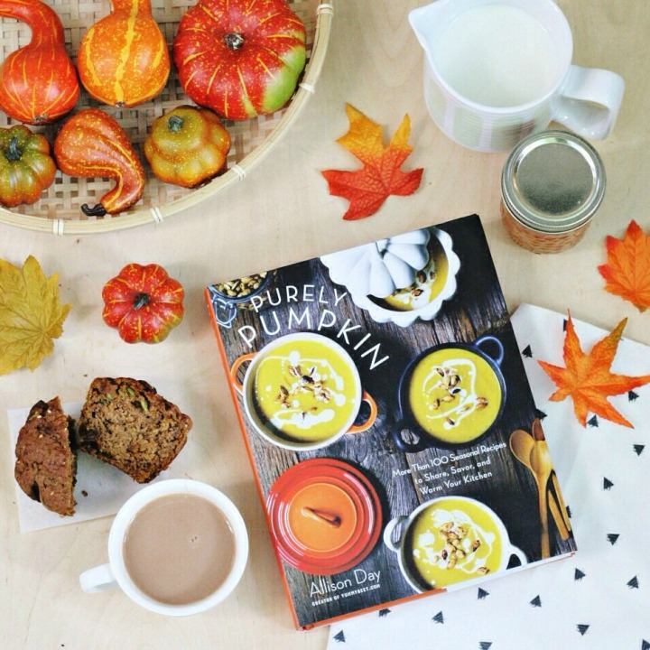 Purely Pumpkin by Allison Day + A giveaway!