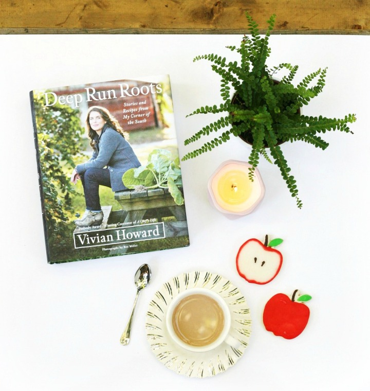 Deep Run Roots: Stories and Recipes from My Corner of the South by Vivian Howard + Win a signedcopy!
