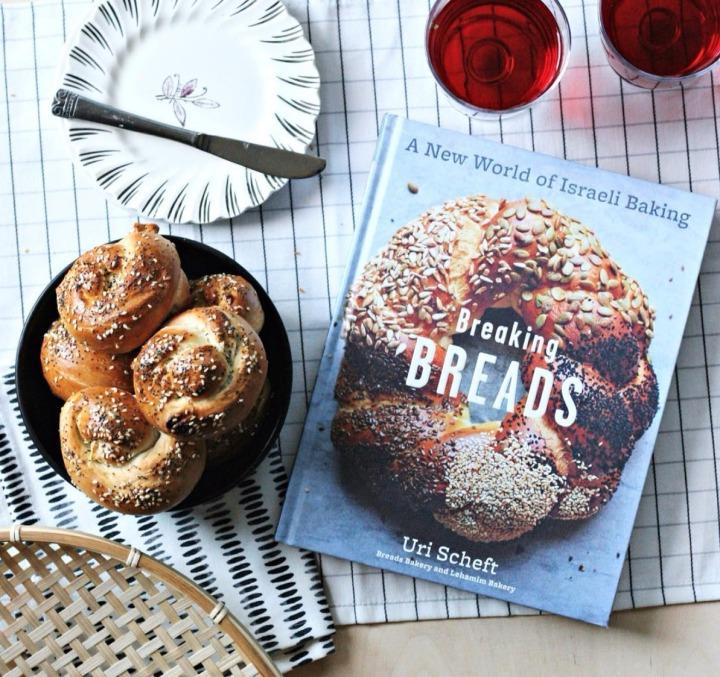 Breaking Breads: A New World of Israeli Baking by Uri Scheft + Win acopy!