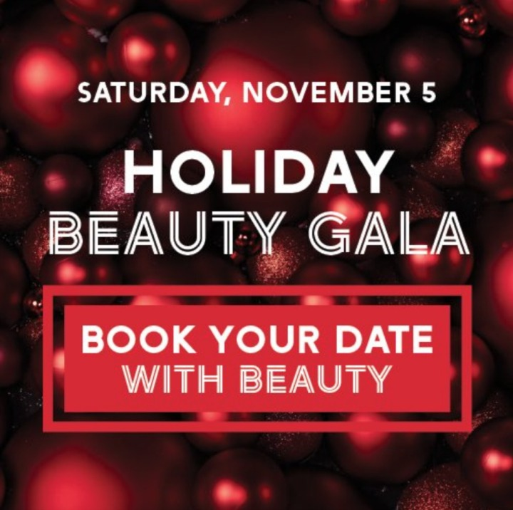 Book your date with beauty: Shoppers Drug Mart Holiday Beauty Gala + Twitter party
