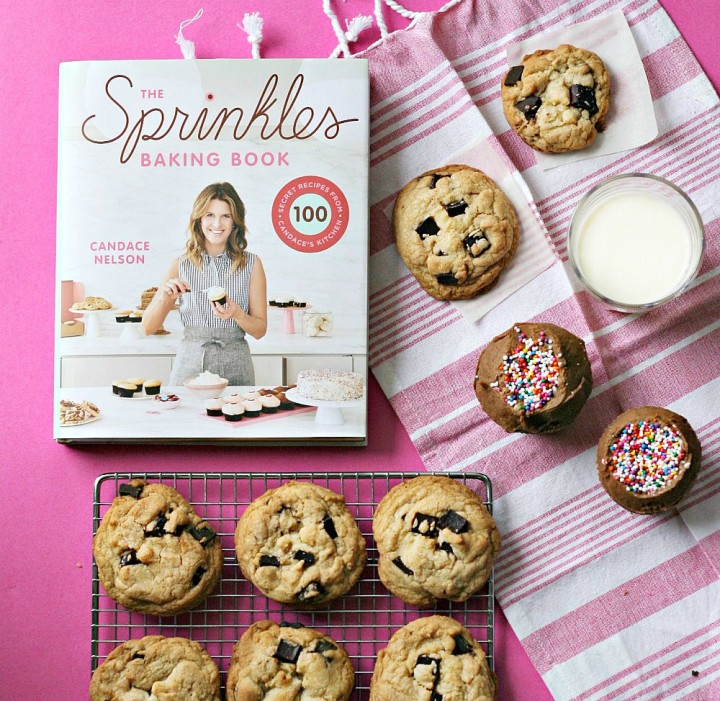 The Sprinkles Baking Book by Candace Nelson + Win a copy!