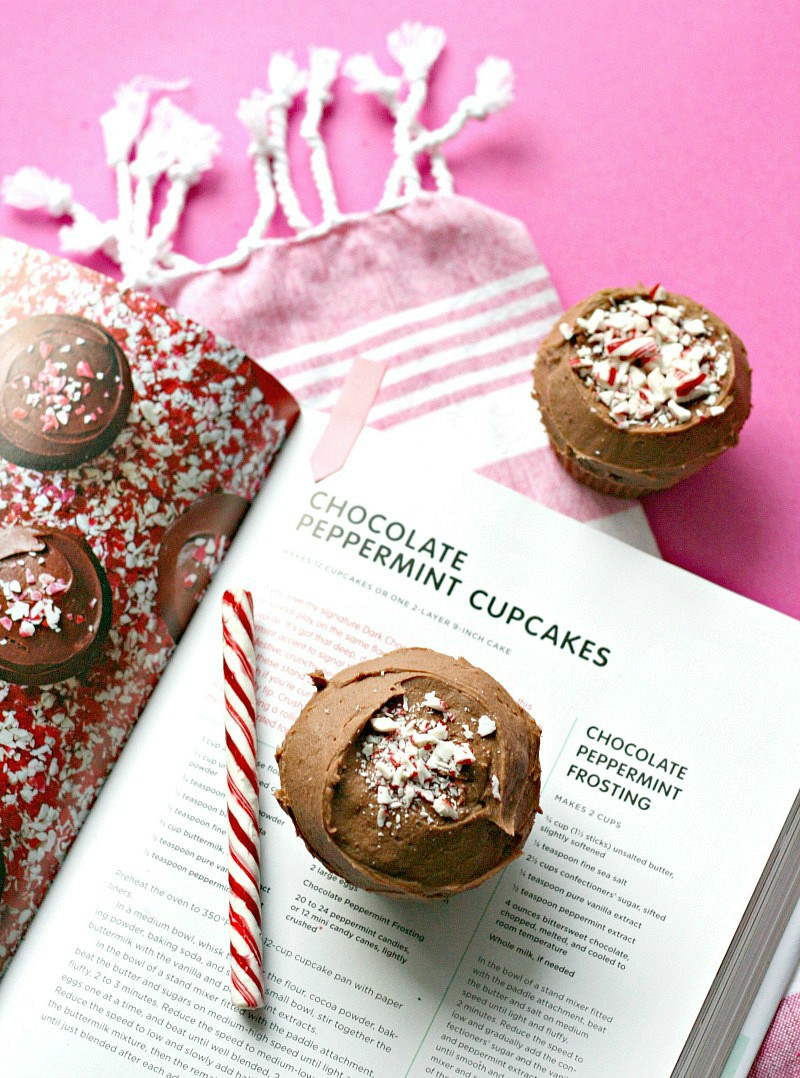 thesprinklesbakingbookchocolatepeppermintcupcakestrysmallthingstwitter
