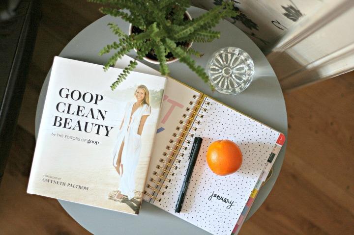 GOOP Clean Beauty + Win acopy!