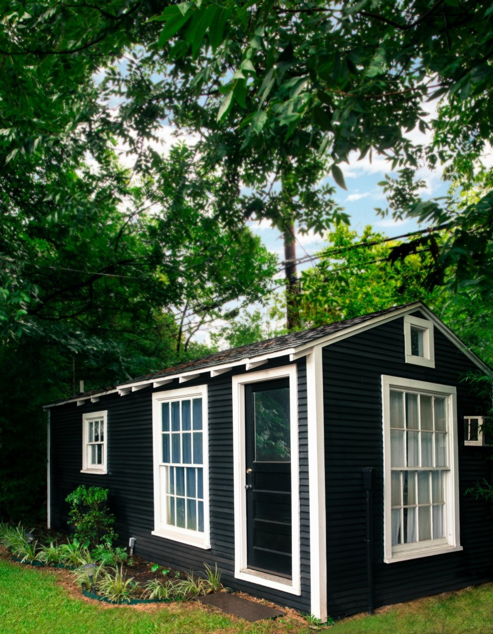 She sheds a room of your own by erika kotite win a copy for Design your own cabin